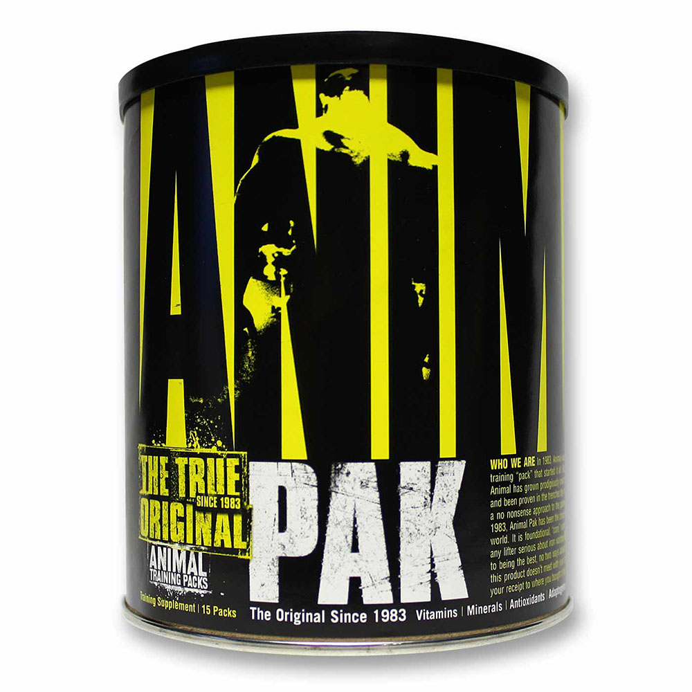 Animal pak supplement large 1