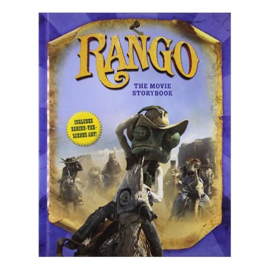 Rango The Movie Storybook D660334 large 1