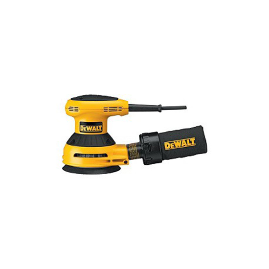 Dewalt D26451 125mm Random Orbit Palm Sander large 1