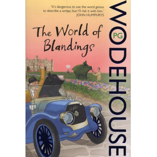 The World Of Blandings J280194 large 1