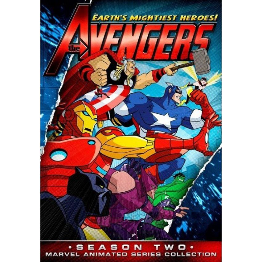 The Avengers Earth's Mightiest Heroes Season 2 large 1