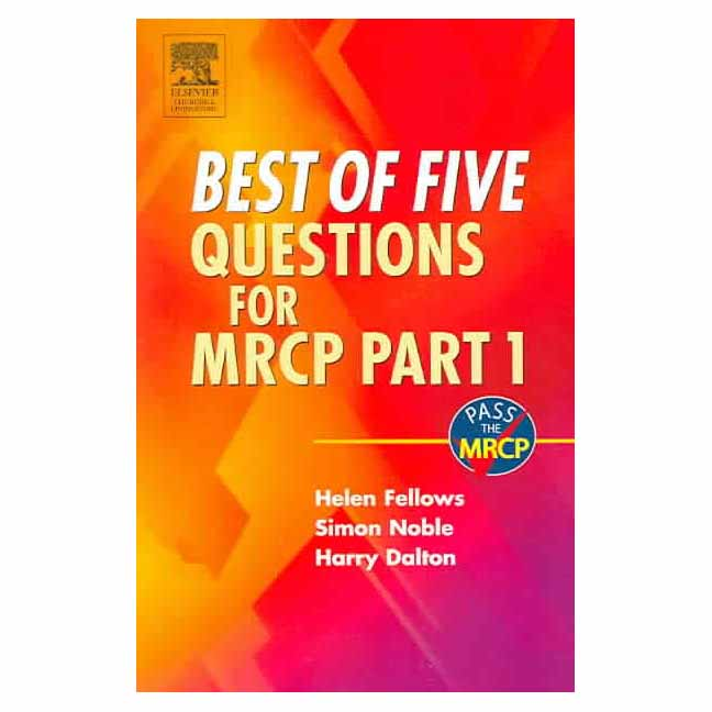 Best of Five Questions for MRCP P 1 A020423 large 1