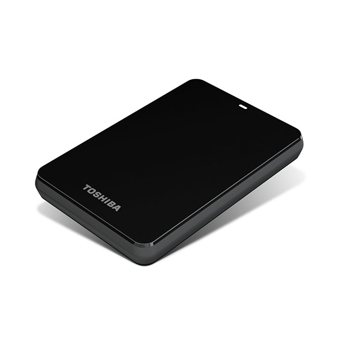 Toshiba External Hard Disk 750GB