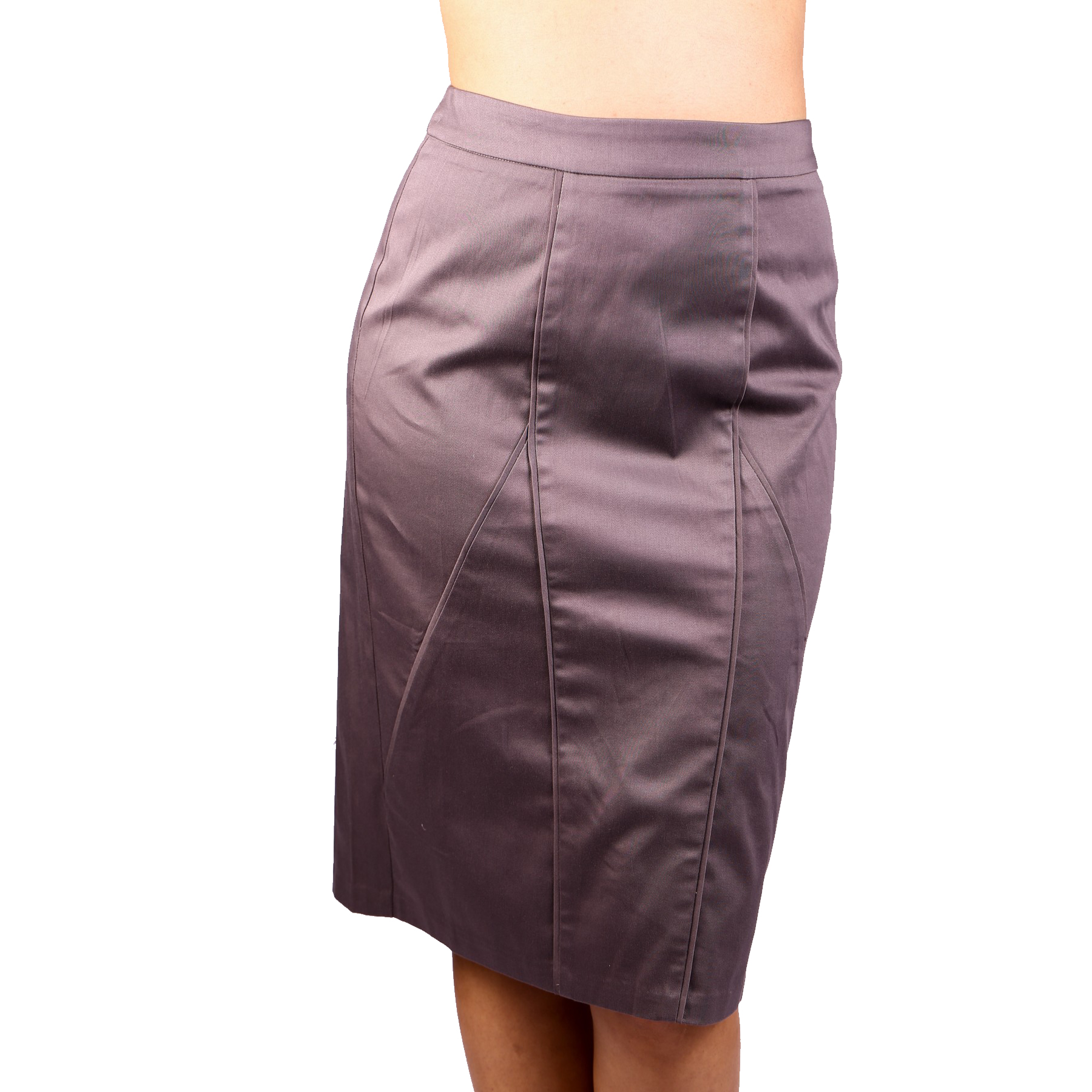 Metalic Silver Skirt AVSK100063 large 1