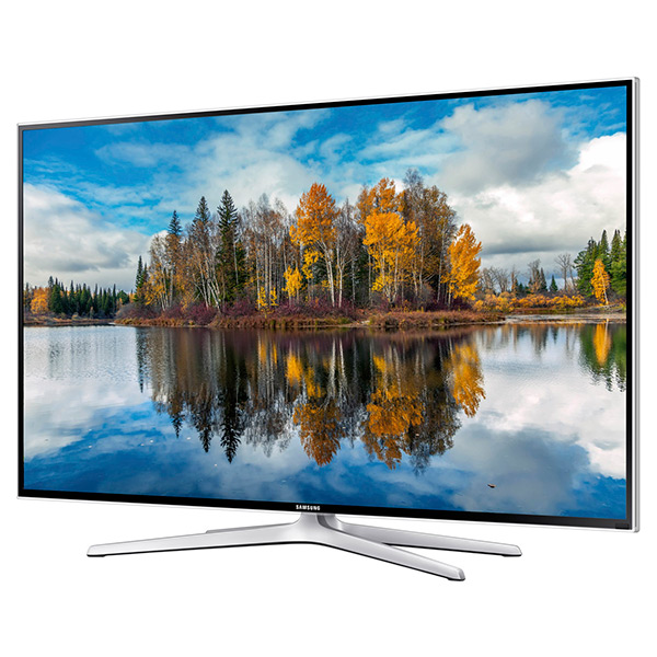 Samsung Smart 55 Inch 3D LED TV 55H6400 large 2