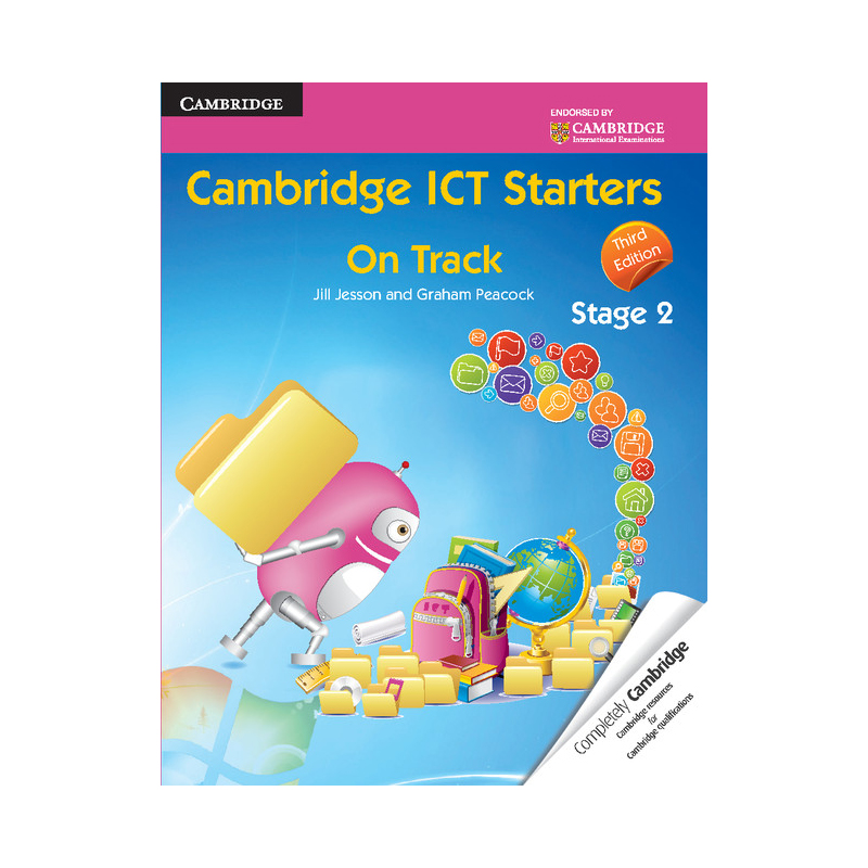 Cambridge ICT Starters-3E On Track-2 B011272 large 1