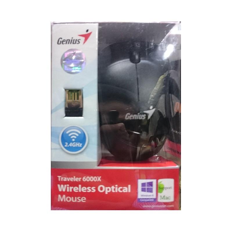 Genius Wireless Mouse 6000X