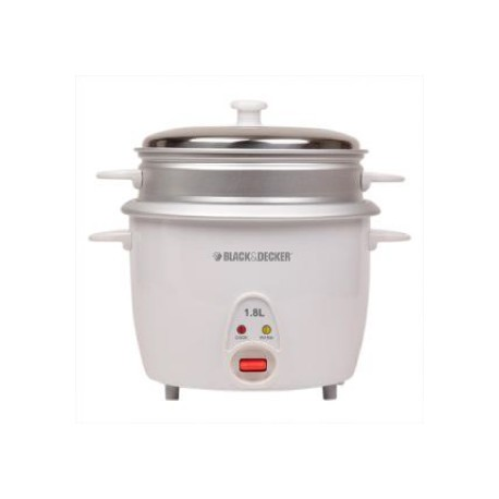 Black and Decker 1.8L Electric Rice Cooker RC 1800 large 1