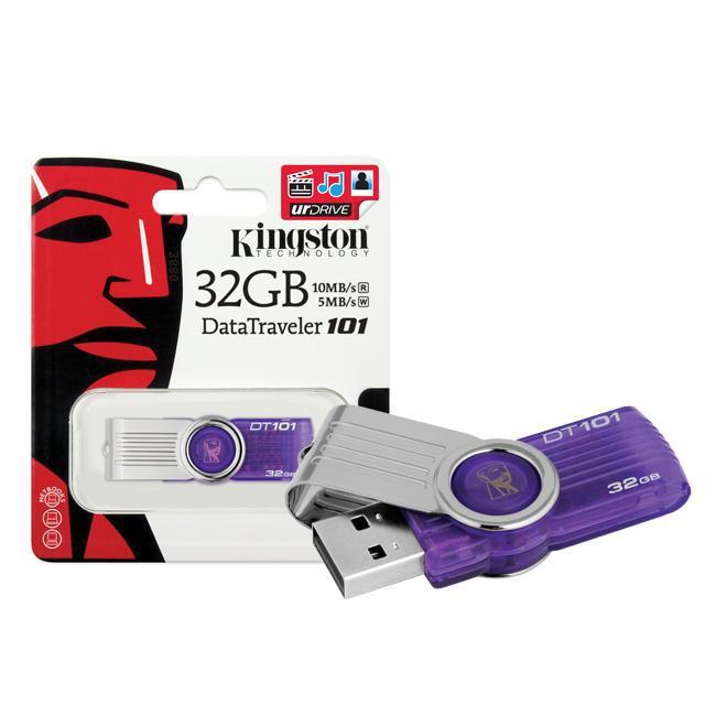 Kingston 32GB Pendrive