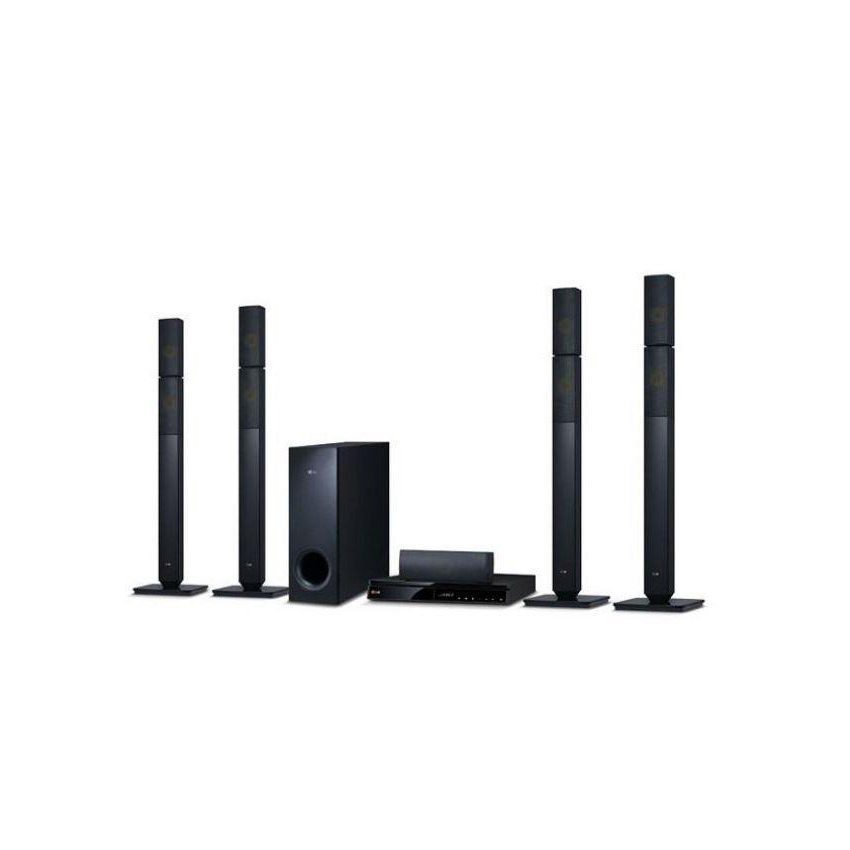 LG Dvd Home Theatre 5.1 Inch Tower DH 6631T