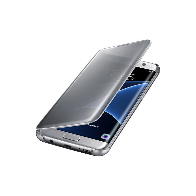 Samsung S7 Original Sensor Clear View Cover large 1