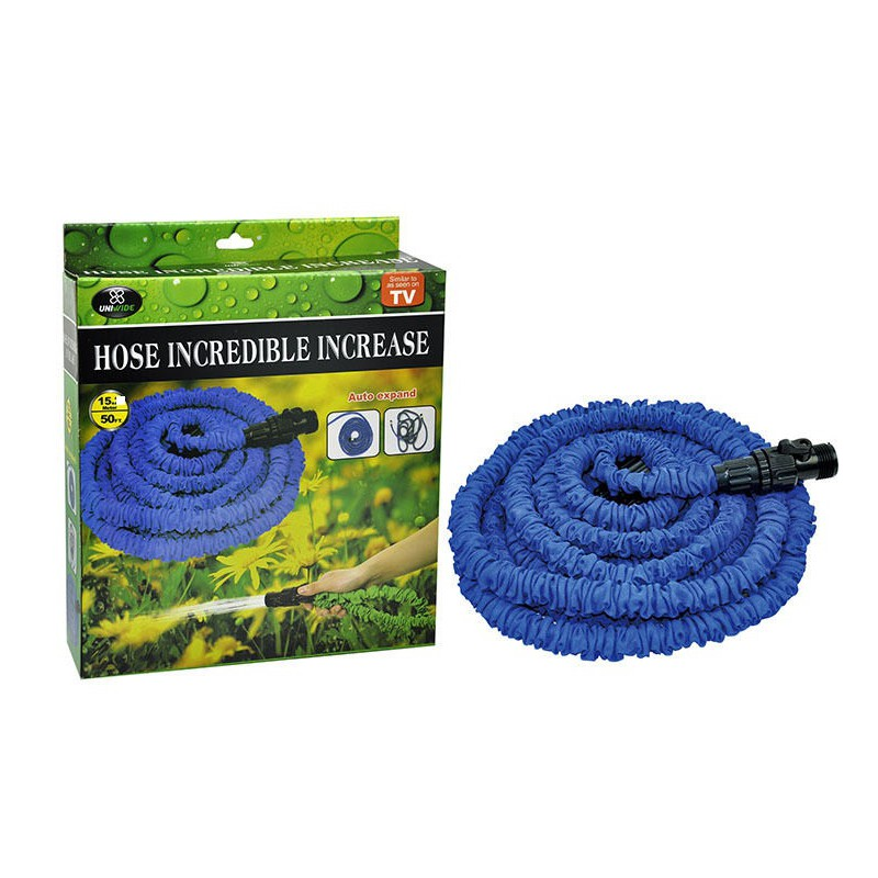 The Incredible Expanding Magic Hose 50 Feet large 3