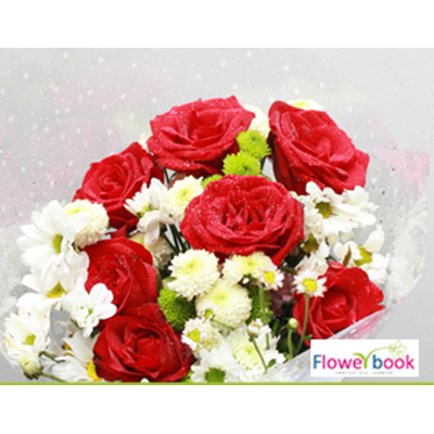 07 Red Rose Bunch RM020 large 1