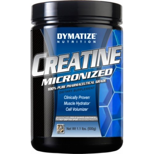 Dymatize creatine 500 mg supplement large 1