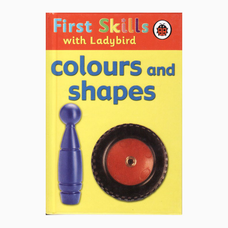 First Skills With Ladybird Colours And Shapes B140667 large 1