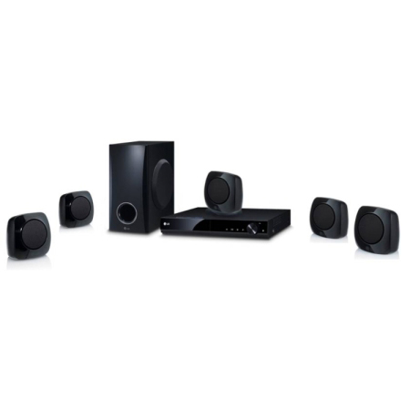 LG Dvd Home Theatre 5.1 Inch DH 4130S large 1