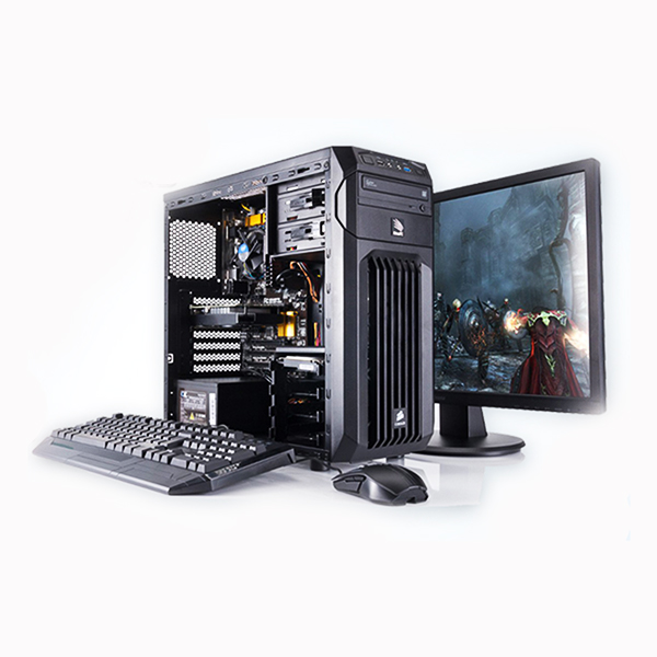 Intel Core i5 Desktop PC large 1