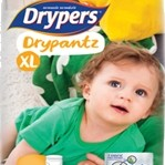Drypers Baby Diapers  DryPantz XL 18 pcs large 1