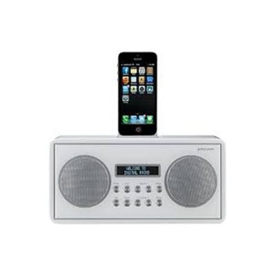 John Lewis Astro Mini DAB FM Dock Radio