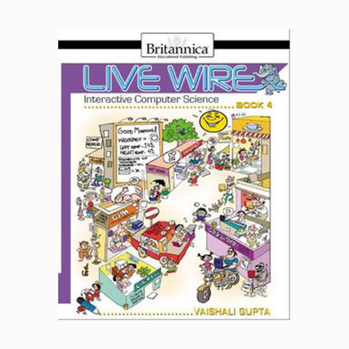 Live Wire Interactive Computer Science -4 LE63105 large 1