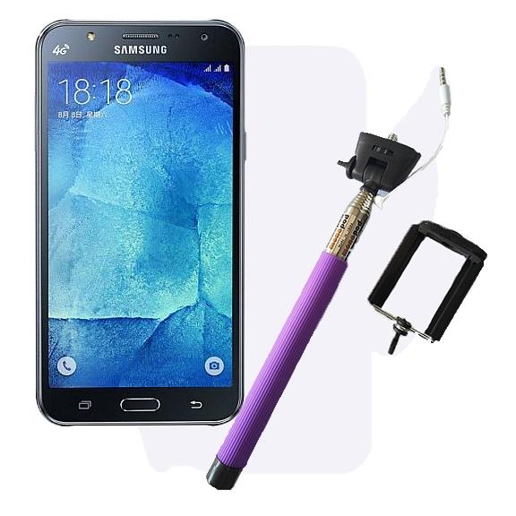 Samsung Galaxy J7 With Free Selfie Stick Wired