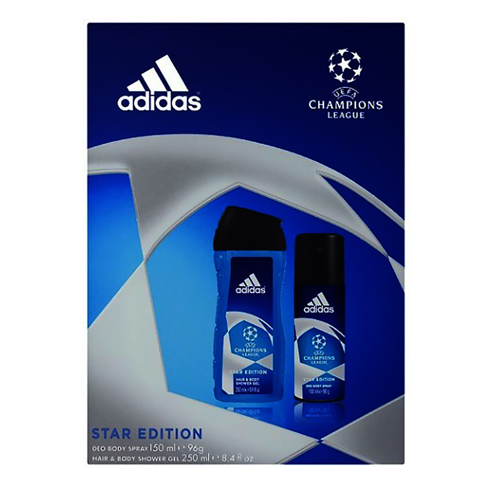 Adidas Champions Leagie 2 in 1 Gift Set large 2
