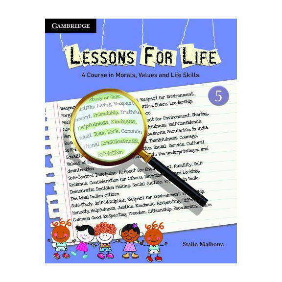 Lessons For Life 5 - A Course In Morals B010145 large 1
