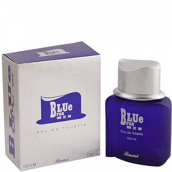 Blue for Men Perfume by Rasasi large 1