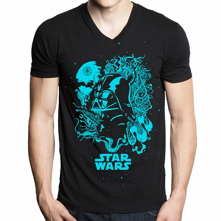 Darth Vader T Shirt large 1