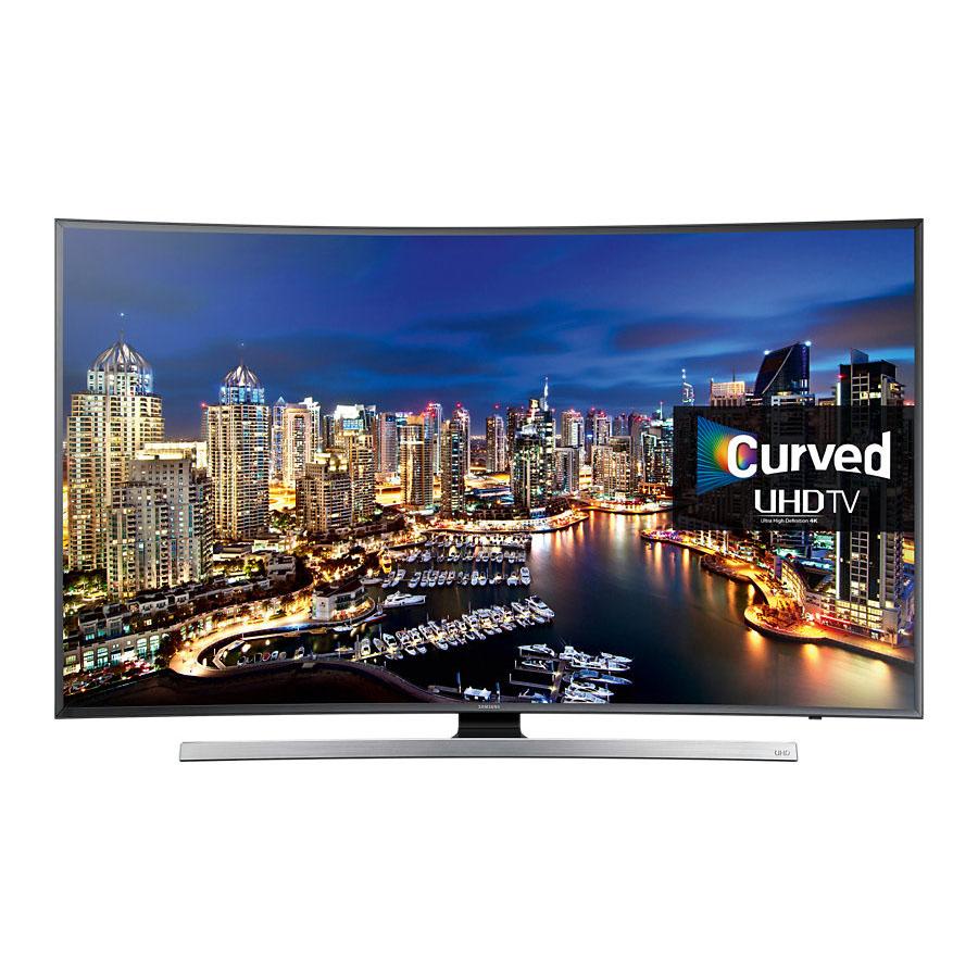 Samsung 48 Inch 4K Curved UHD TV 48JU7500