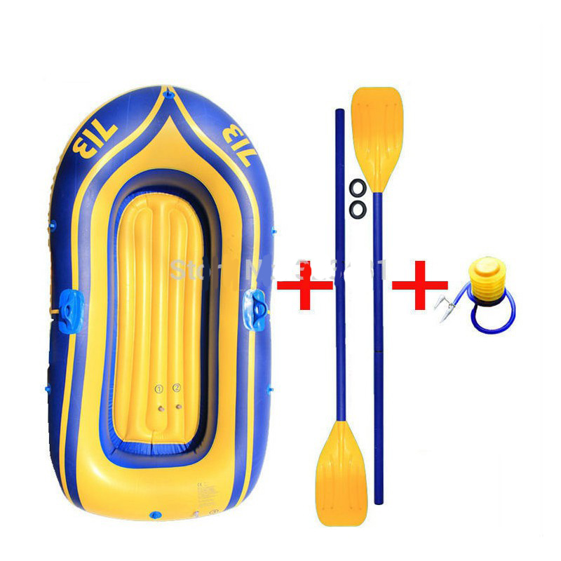 Inflatable Baby Boat 182cmX115cm large 1