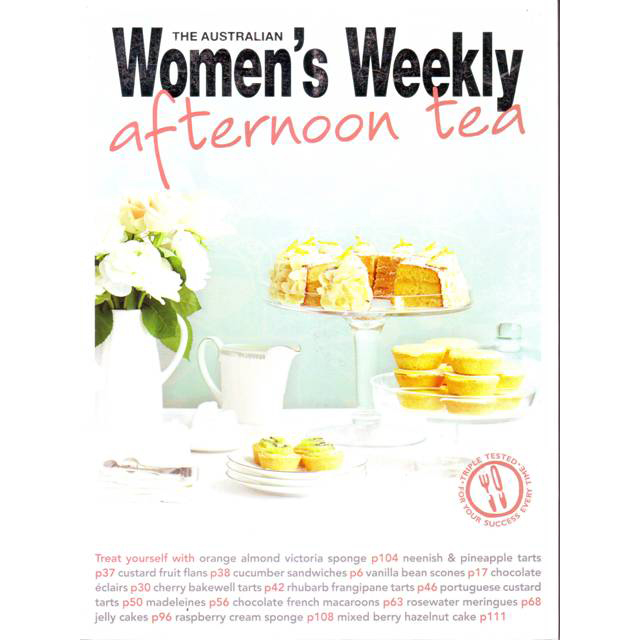 Womens Weekly Afternoon Tea large 1