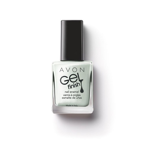 Gel Finish Nail Enamel Snow Star Avon 108 large 1