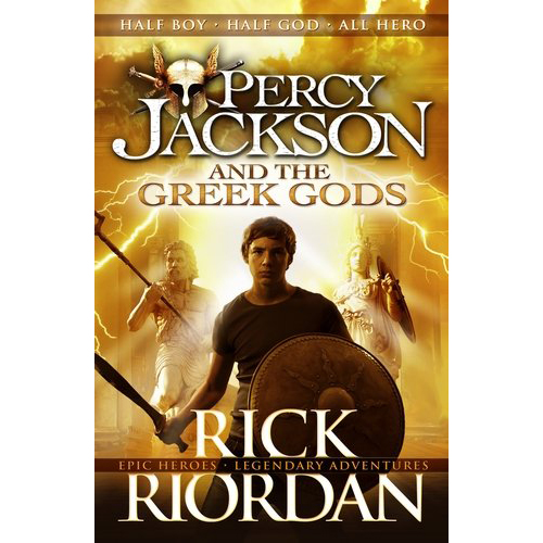 Percy Jackson and the Greek Gods D490642 large 1