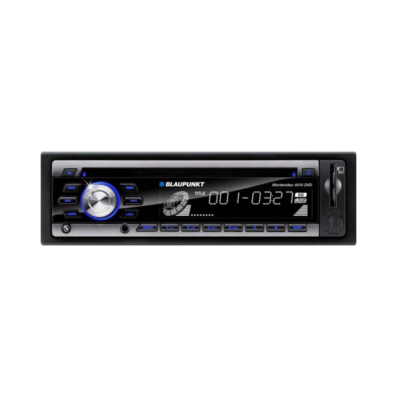Blaupunkt Montevideo 4010 DVD player large 1