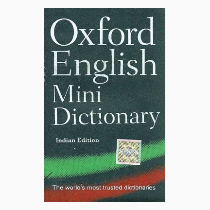 Oxford English Mini Dictionary-7E B030008 large 1