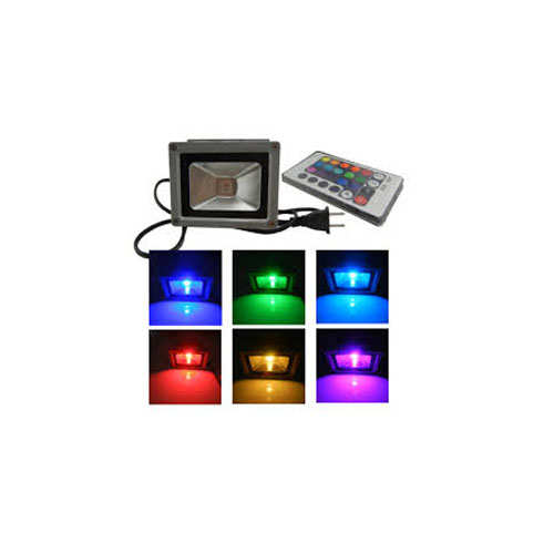 RGB Flood Light 30w large 1