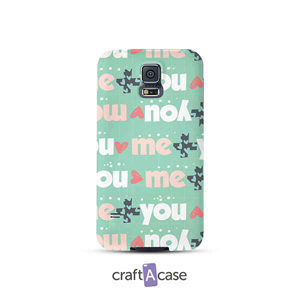 Premium Slim Case Samsung Galaxy S5 RGSGS5-CS-G 02 large 1