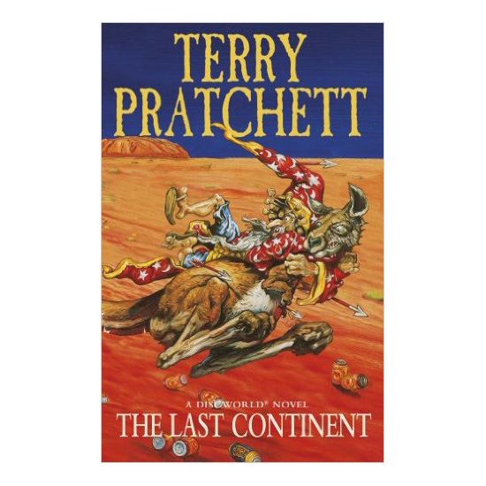 The Last Continent A Discworld Novel J270145 large 1