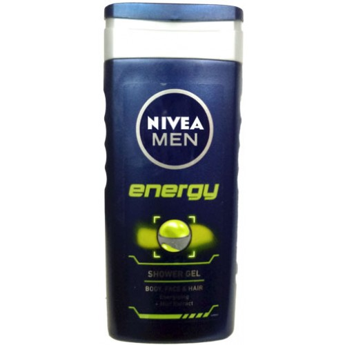 Nivea Energy Shower Gel 250Ml large 1