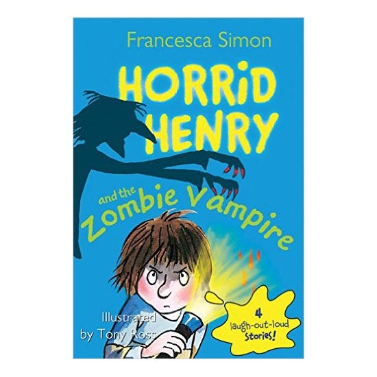 Horrid Henry and the Zombie Vampire D860414 large 1