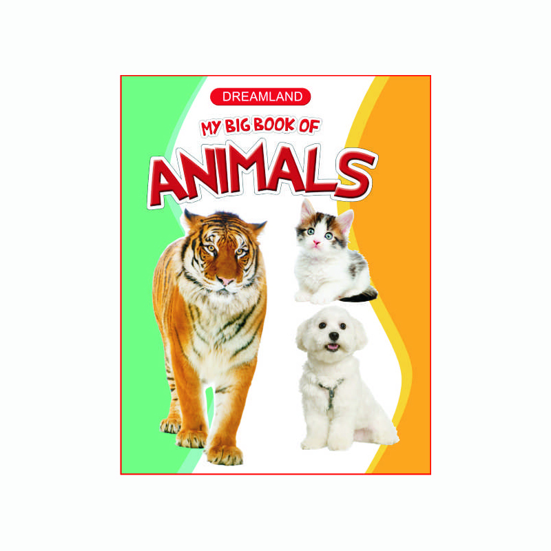 My Big Book Of Animals B430170 large 1