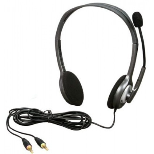 Logitech Stereo Headset H110 large 1