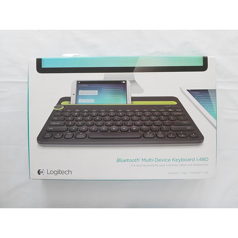 LOGITECH Bluetooth Multi Device Keyboard CN5309 1017AU4