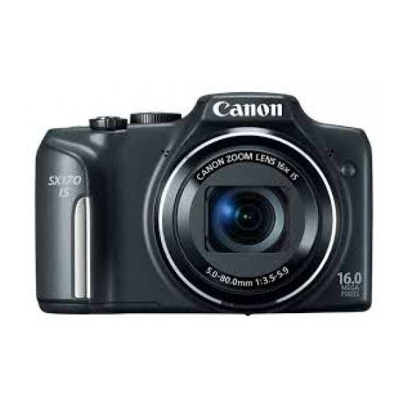 Canon Powershot Sx 170 Is Camera