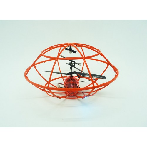 3CH Remote Control Flying UFO 805 large 2