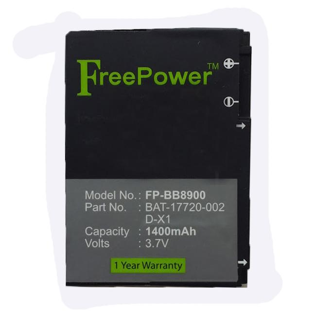 Blackberry 8900 Curve battery
