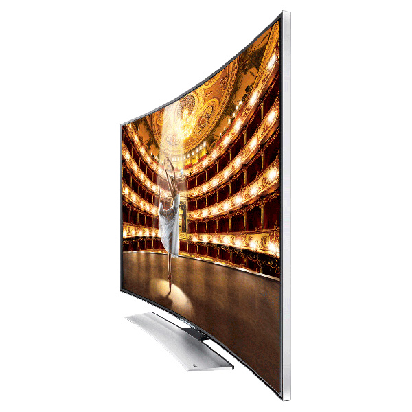 Samsung 55 Inch 4K Curved UHD TV 55HU9000 large 3