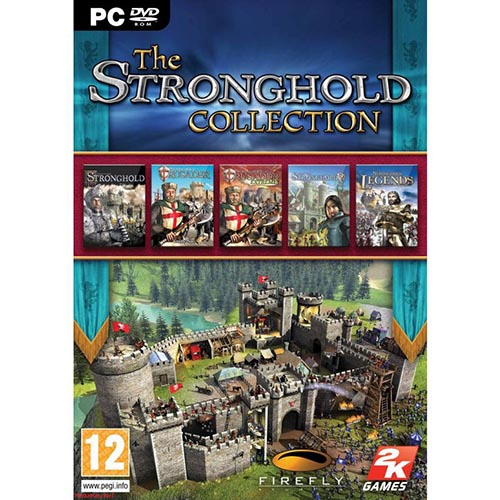 The Stronghold Collection PC Game large 1