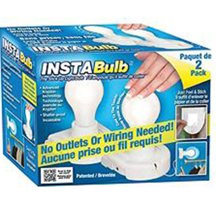 INSTABulbs Stick-Up Lights large 1